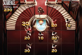 Scarface Slot Bonus Game
