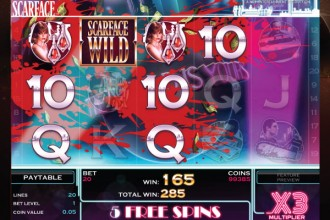 Scarface Slot Free Spins