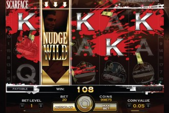 Scarface Slot Nudge Spins