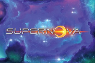 Supernova Slot Logo