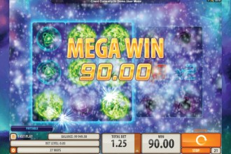 Supernova Slot Mega Win