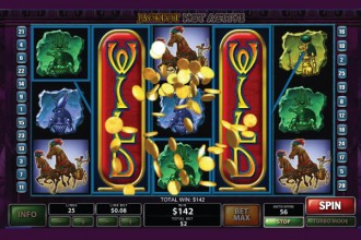 The Pyramid Of Ramesses Slot Big Win