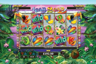 1Can 2Can Slot Free Spins