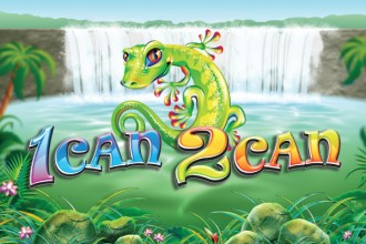 1Can 2Can Slot Logo