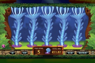 Chibeasties Slot Free Spins
