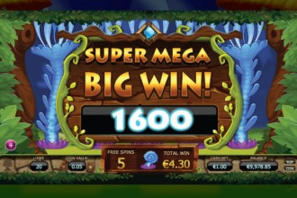 Chibeasties Slot Super Mega Big Win