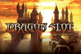 Dragon Slot Logo