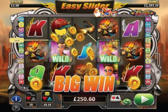 Easy Slider Slot Big Wins