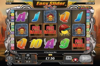 Easy Slider Slot Reels