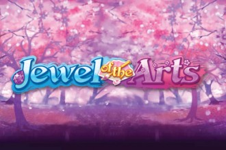 Jewel Of The Arts Slot Logo