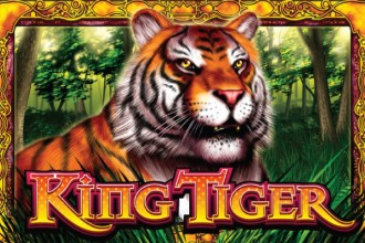 King Tiger Slot Logo
