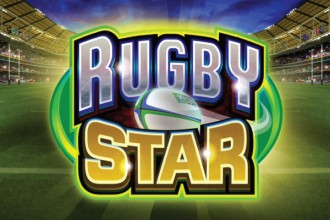 Rugby Star Slot Logo