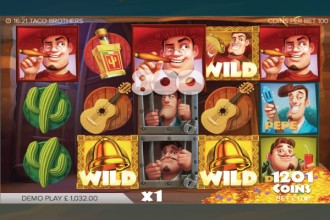 Taco Brothers Slot Free Spins