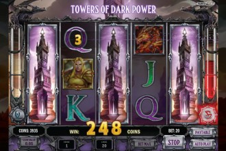 Tower Quest Slot Free Spins