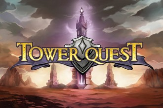 Tower Quest Slot Logo