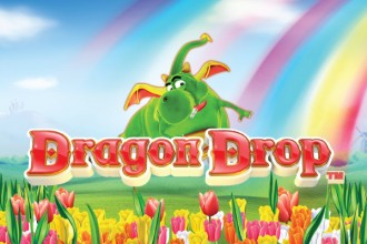 Dragon Drop Slot Logo