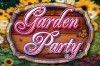 Garden Party Slot Logo