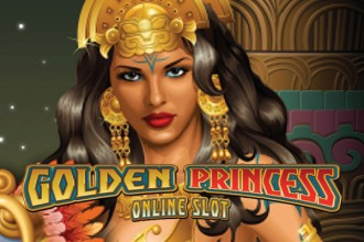 Golden Princess Slot Logo