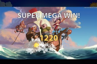 Hooks Heroes Slot Super Mega Win