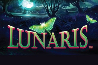 Lunaris Slot Logo