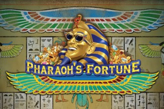Pharaohs Fortune Slot Logo