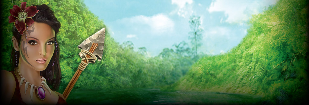 Rainforest Dream Background Image