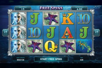 Ariana Slot Free Spin Scatters