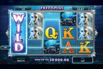 Ariana Slot Free Spin Wilds