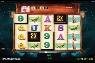 Double Buffalo Spirit Slot Free Spins