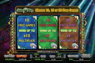 Enchanted Mermaid Slot Free Spins