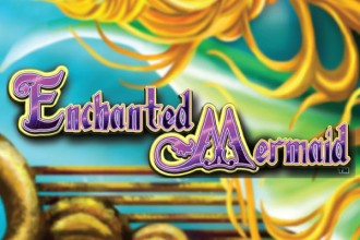 Enchanted Mermaid Slot Logo