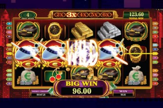 High Society Slot Free Spins With Multipliers
