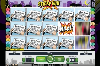 Jack Hammer Slot Big Win