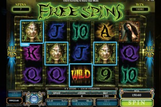 Jekyll and Hyde Slot Free Spins