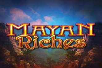 Mayan Riches Slot Logo