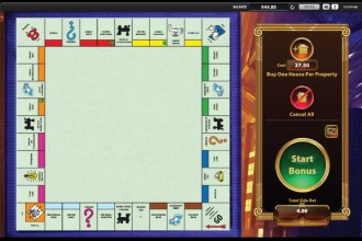 Monopoly Once Around Deluxe Slot Side Bets