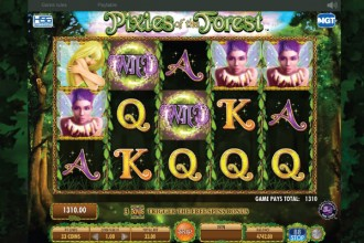 Pixies Of The Forest Slot Win