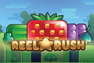Reel Rush Slot Logo