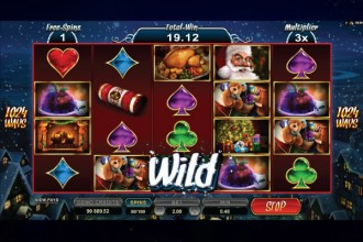 Secret Santa Slot Free Spins