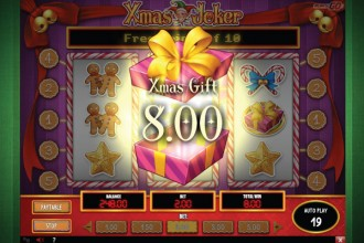 Xmas Joker Slot Free Spins