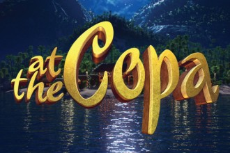 At The Copa Slot Logo