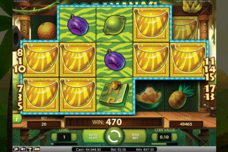 Go Bananas Slot Wilds