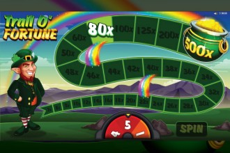 Lucky Leprechaun Slot Bonus Game