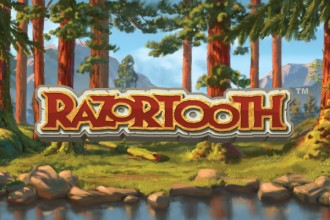 Razortooth Slot Logo