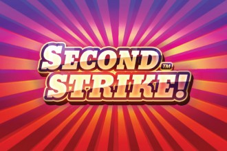 Second Strike Slot Logo