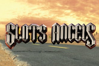 Slots Angels Slot Logo