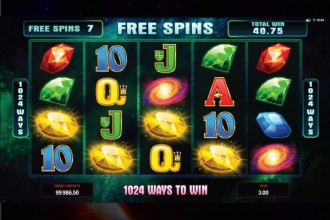 StarDust Slot Free Spins