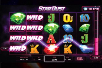StarDust Slot Wilds