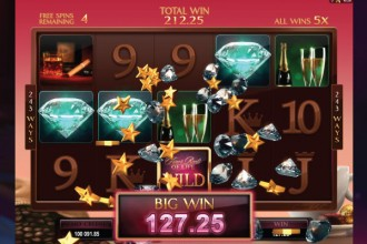 The Finer Reels of Life Slot Bonus Game Big Win