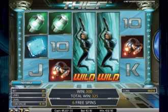 Thief Slot Free Spins